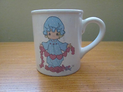 Vintage 1994 Precious Moments Collection Coffee Drinking Mug