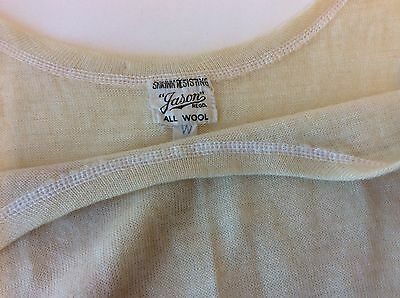 Vintage 1940's cc41 utility long johns men's underwear all in one