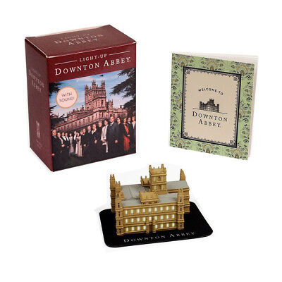Miniature Downton Abbey & Book Kit Set Gifts Stocking Stuffer Collectible Show