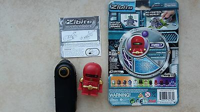 Zibits remote controlled robots x2 Rev and Alpha 7