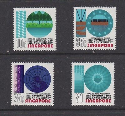 Stamps Singapore 1975 MH set International Day