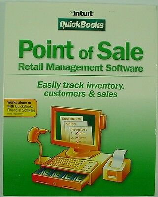 Quickbooks Point of Sale POS Version 7.0 Software