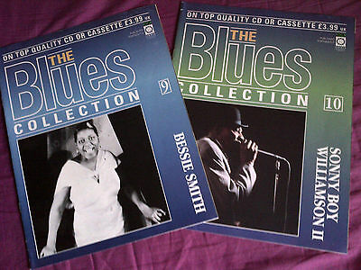 The Blues collection magazine. Issue No's 9 & 10.