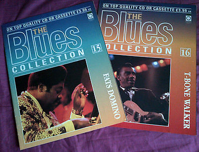 The Blues collection magazine. Issue No's 15 & 16.