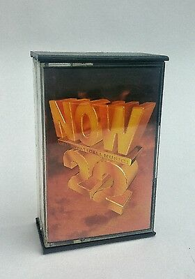 Now that's what I call music 22 - Double Audio Cassette Tape - NOW 22