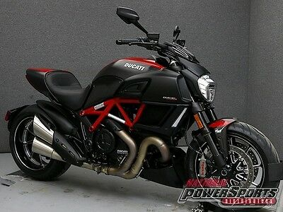 Ducati Diavel CARBON WABS & DTC 2015 Ducati Diavel CARBON WABS & DTC Used