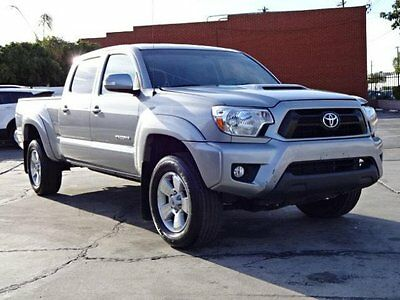 2014 Toyota Tacoma Double Cab PreRunner 2014 Toyota Tacoma Double Cab PreRunner Damaged Salvage Only 30K Miles Must See!