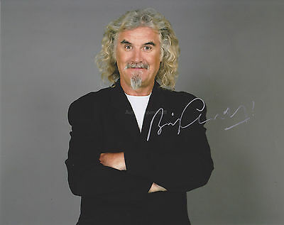 Billy Connolly Hand Signed 8x10 Photo, Autograph, Comedian Big Yin