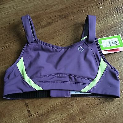 Sports Bra Top High Impact Jabralee 30b New With Tags
