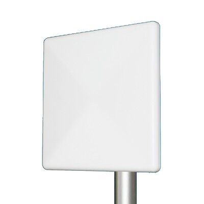 Panel Antenna 2.4GHz WiFi 20dBi Wireless Outdoor 18° Directional N (f) High Gain