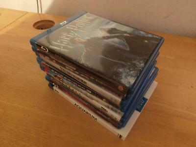 Wholesale Lot 9 Assorted Blu-Ray Movies