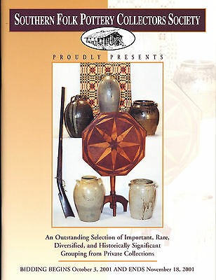 Southern Folk Pottery Collectors Society Auction Catalog