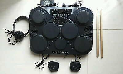 Livingstone DD-305 Electronic Drum Kit NO STAND