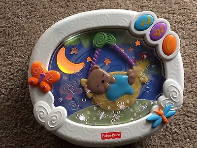 Fisher And Price Musical Crib Attachment