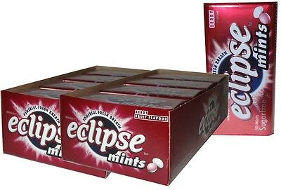 ECLIPSE MINTS BERRY 35g