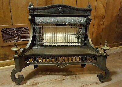 vintage Cahill gas fireplace space heater