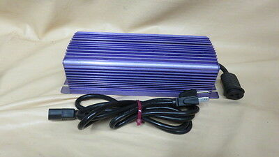 Lumatek 400 Electronic Grow Light Ballast For 400W Hps Mh Lamp Free Ship