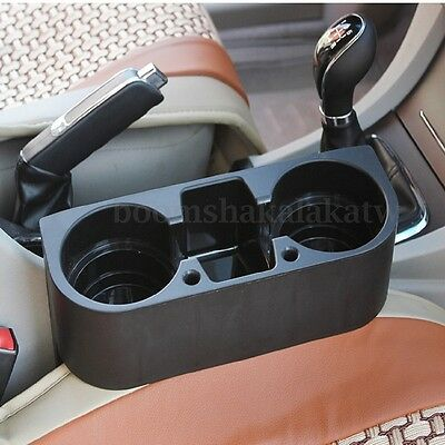 Vehicle Car Cleanse Seat Drink Cup Holder Valet Travel Food Coffee Bottle Stand