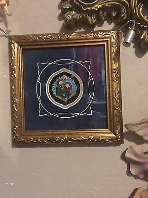 WDI Brave Mother Day Artist Proof AP Framed Le Pin LE 250 (1 Of 4) Merida