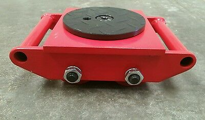 6 Ton heavy machine dolly skate machinery roller mover