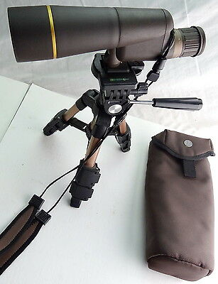 Genuine Authentic LEUPOLD Gold Ring Spotting Scope 15-30x50mm