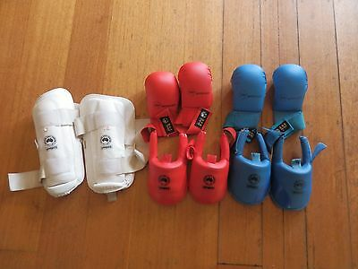 Bulk Lot Karate Protective Gear