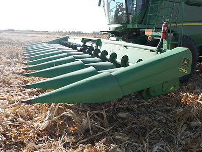 1999 John Deere 1293 Headers