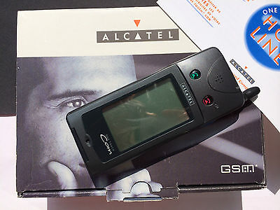 ALCATEL ONE TOUCH COM very excellent condition retro rare phone vintage