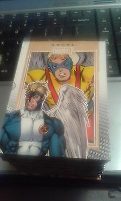 2014 marvel 75th anniversary base set of trading cards ( pack fresh )