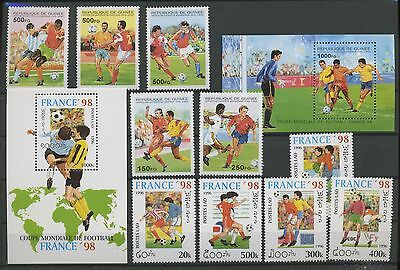 (Ts16545) Soccer, Um/mnh, Small Collection, See Scan