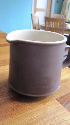 Purbeck Diamond- 1 pint jug/ excellent condition.