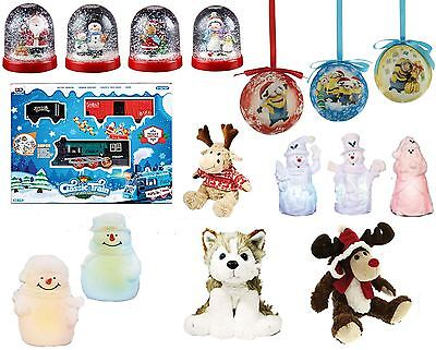 Christmas Toys Decoration Santa Gift Funny Reindeer Top Funny Accessories Train
