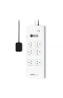Watts Clever ES-AUS1111 Energy Saving Powerboard