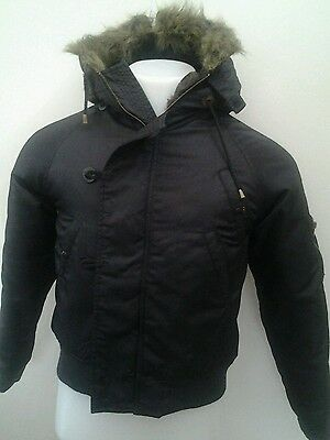 """CHILLI PEPPER  Water Proof, Jacket with fur lined hood size M, chest 36"""" vgc"""