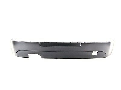 Vw Mk5 Golf Gti New Genuine Rear Lower Bumper Spoiler Skirt Black 1K6807521D9B9