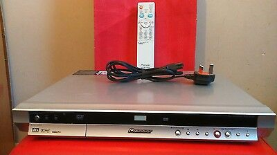 Pioneer DVD Recorder (DVR-420H) with 80Gb HDD - Silver