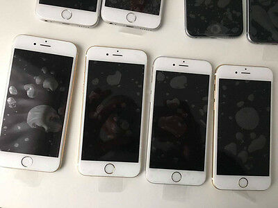 Iphone 6 64G silver Original en excellent état + housse silicone