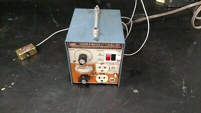 Therm-O-watch Variable Voltage Temp Controller L7-1100SA/28T