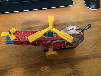 Fisher Price Happy Little Helicopter #498