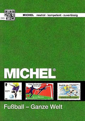 Michel catalogues Soccer ( Footboll ) 2014 on DVD