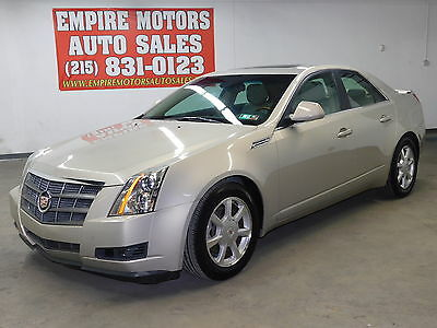 2008 Cadillac CTS  08 Cadillac CTS 4 AWD 3.6l 6CYL Clean! Tons of Options! NO RESERVE