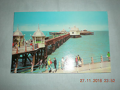 Old Unused Postcard by Colourmaster of The Pier, Margate, Kent - PT4399