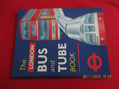 The London Bus And Tube Book 60 Years Public Transport In London 1994 32 Pages