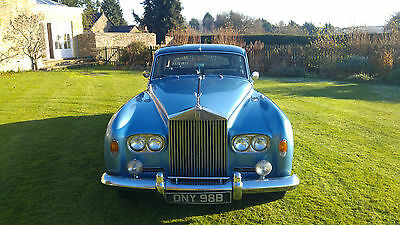 ROLLS ROYCE SILVER CLOUD 3 1964 Lovely Rot free example S3 bentley