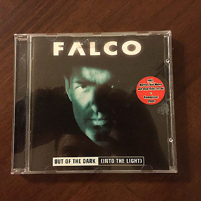 falco out of the dark into the light cd eur 1 00. Black Bedroom Furniture Sets. Home Design Ideas