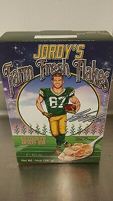 Jordy's Farm Fresh Flakes Cereal Collectors Edition Box