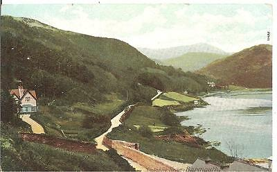 Rare Vintage Postcard,dolnelly Road,barmouth,1907