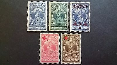 Ethiopia stamps - 1931  issue - mint light hinged
