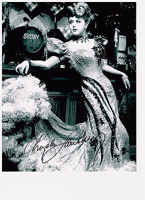 Young Angela Lansbury 8 x 10 Authentic Hand Signed Autographed Photo W/ COA