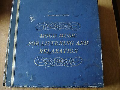 Bundle THE READER'S DIGEST - MOOD MUSIC LISTENING & RELAXATION (12 x LP Box Set)